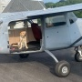 """Vetstock Puppy """"Jacob"""" Becomes """"Flyboy Jacob"""" For A Day"""